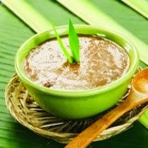 sago pudding Kombo
