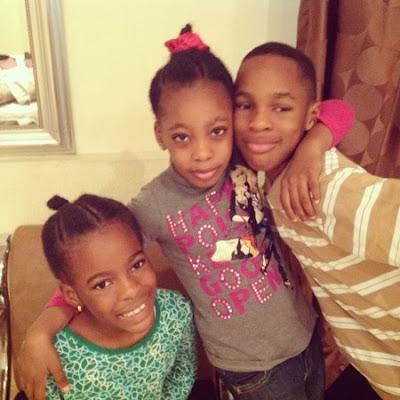 fathia balogun kids