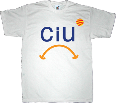 #25N ciu artur mas election catalonia freedom independence t-shirt ephemeral-t-shirts