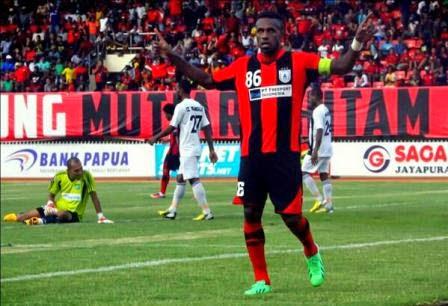 PSM Makassar vs Persipura