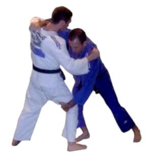 Una de les accions sancionables a partir del 2010 en Judo
