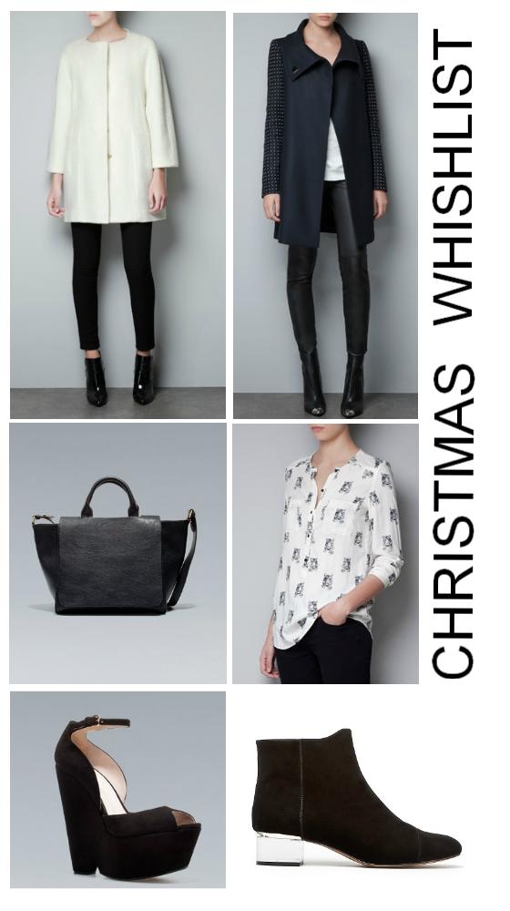 Christmas Wishlist 2012