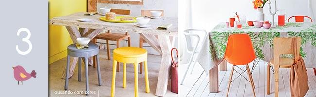 decoração, sala de jantas, decoração sala de jantar, cadeiras diferentes, decorar sala de jantar