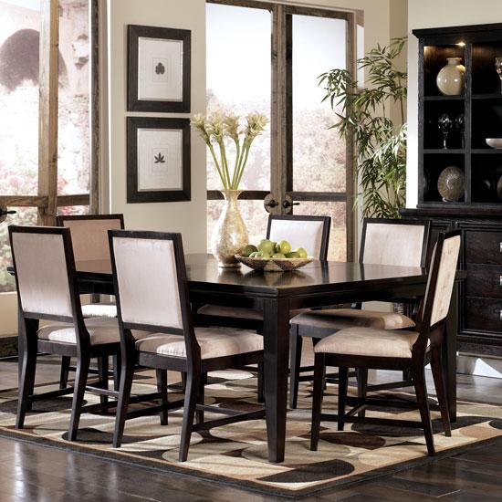 Leighton Dining Room Set  Ashley Furniture Leighton - Ashley furniture formal dining room sets