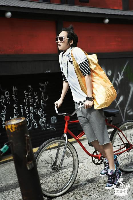 Sport&Travel Fashion♡ Jang Geun Suk