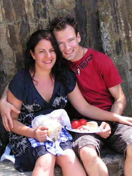 Flora och Adrian