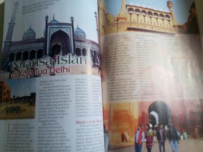 Bagaimana cara mengirimkan artikel di majalah Ummi ?