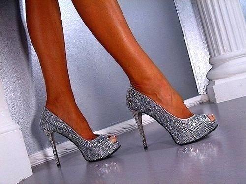 Zapatos de tacón para mujeres