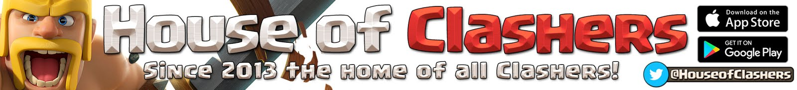 House of Clashers - Tips and Tactics to Boom Beach, Clash of Clans and Clash Royale.