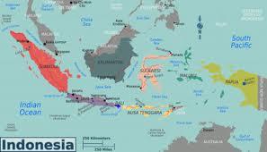 The Origin of name Indonesia