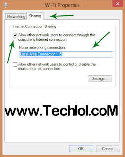Make Wi-Fi Hotspot in window 8 or 7 with CMD