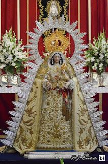 Virgen del Rosario de Rota