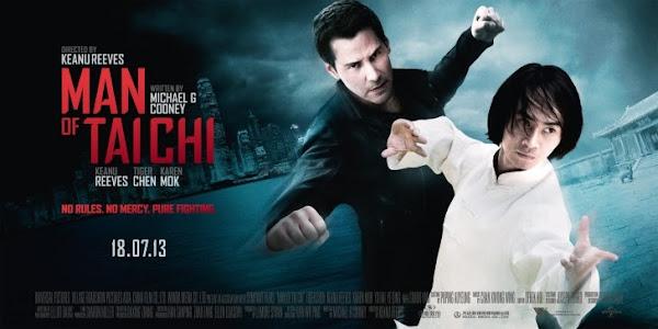 Nonton Online Film Man of Tai Chi