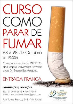 Cerimônias para deixar de fumar