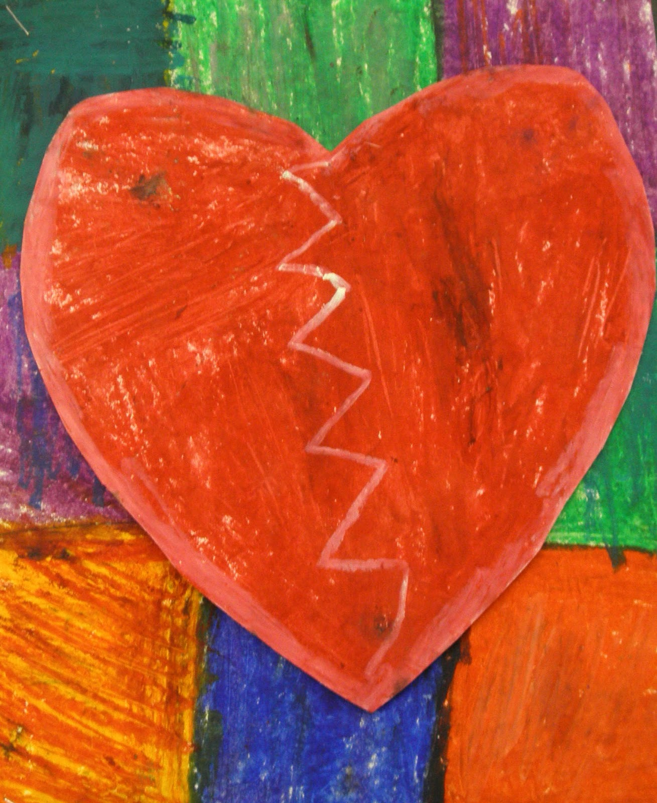 welcome  jim dine hearts