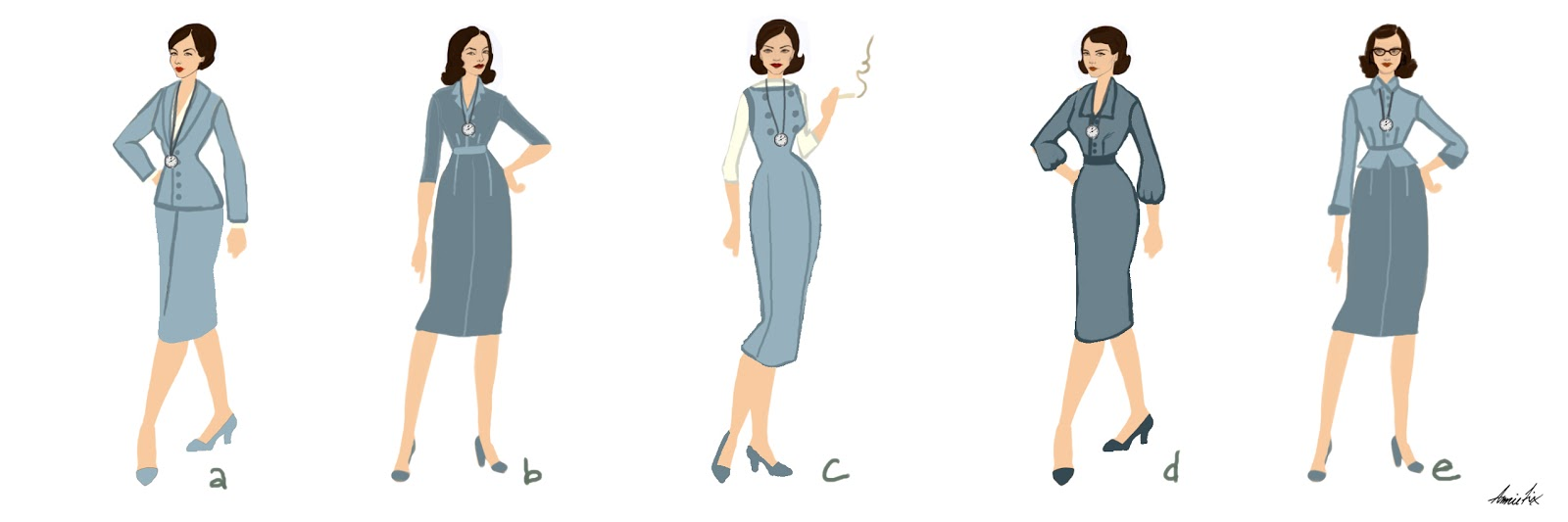 Character Analysis For Costume Design : Character angela weaver for xcom annie fix fashion