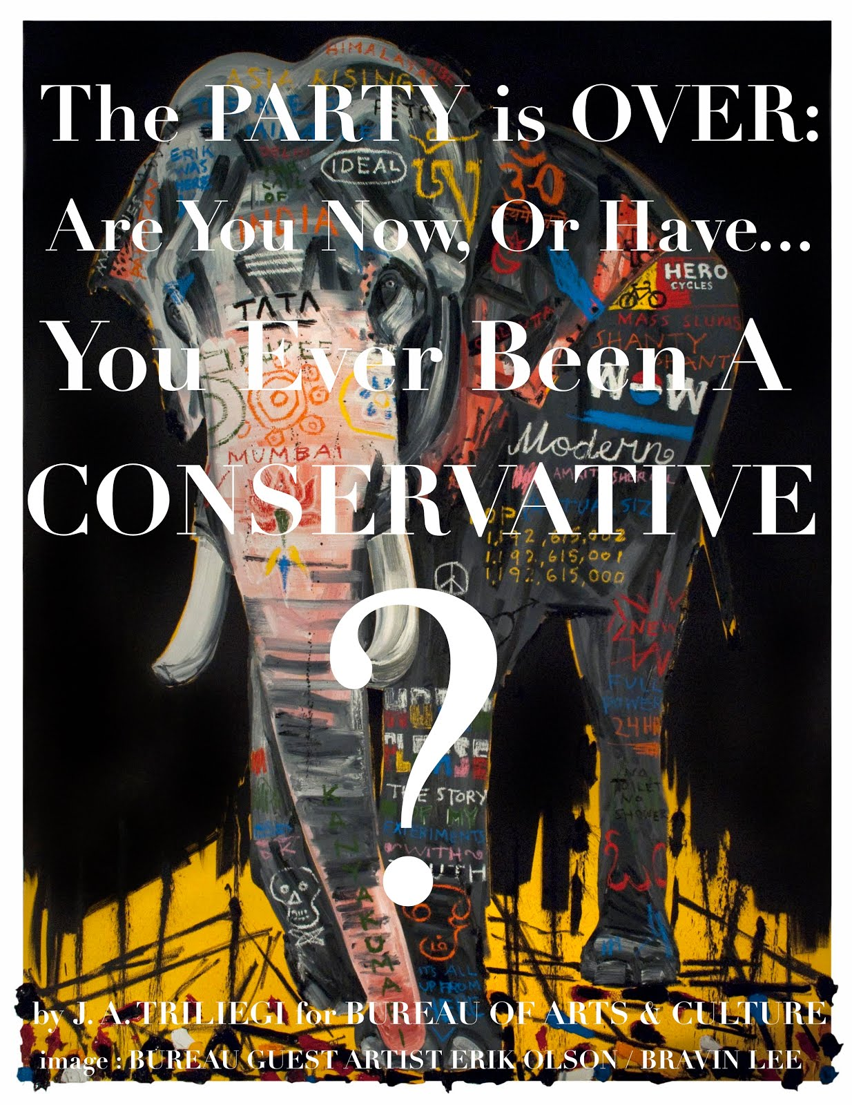 Are You a CONSERVATIVE ?