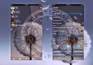 BBM-ID Mod Transparent Terbaru V.2.8 + Dual BBM