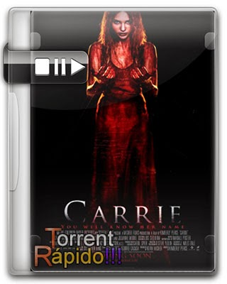 Download Capa 3D Filme Carrie A Estranha Dublado 2013