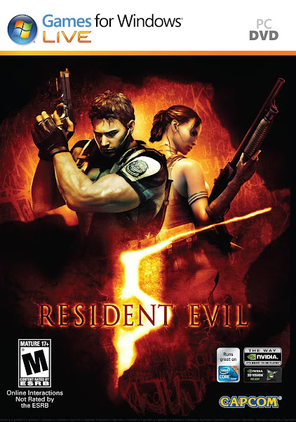 Resident Evil 5 Black Box Repack 2.53GB
