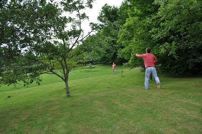 #Asturias con niños: Disco Golf en Noreña el domingo