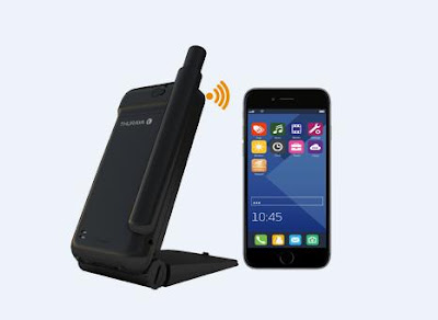 Essential Gadgets To Take Along Into The Wilderness - Thuraya SatSleeve Hotspot (15) 12