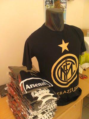 Kaos Nobar Fans Club Bola