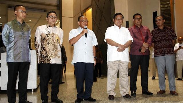 [Hot News] Gerindra: KMP Sudah Bubar!