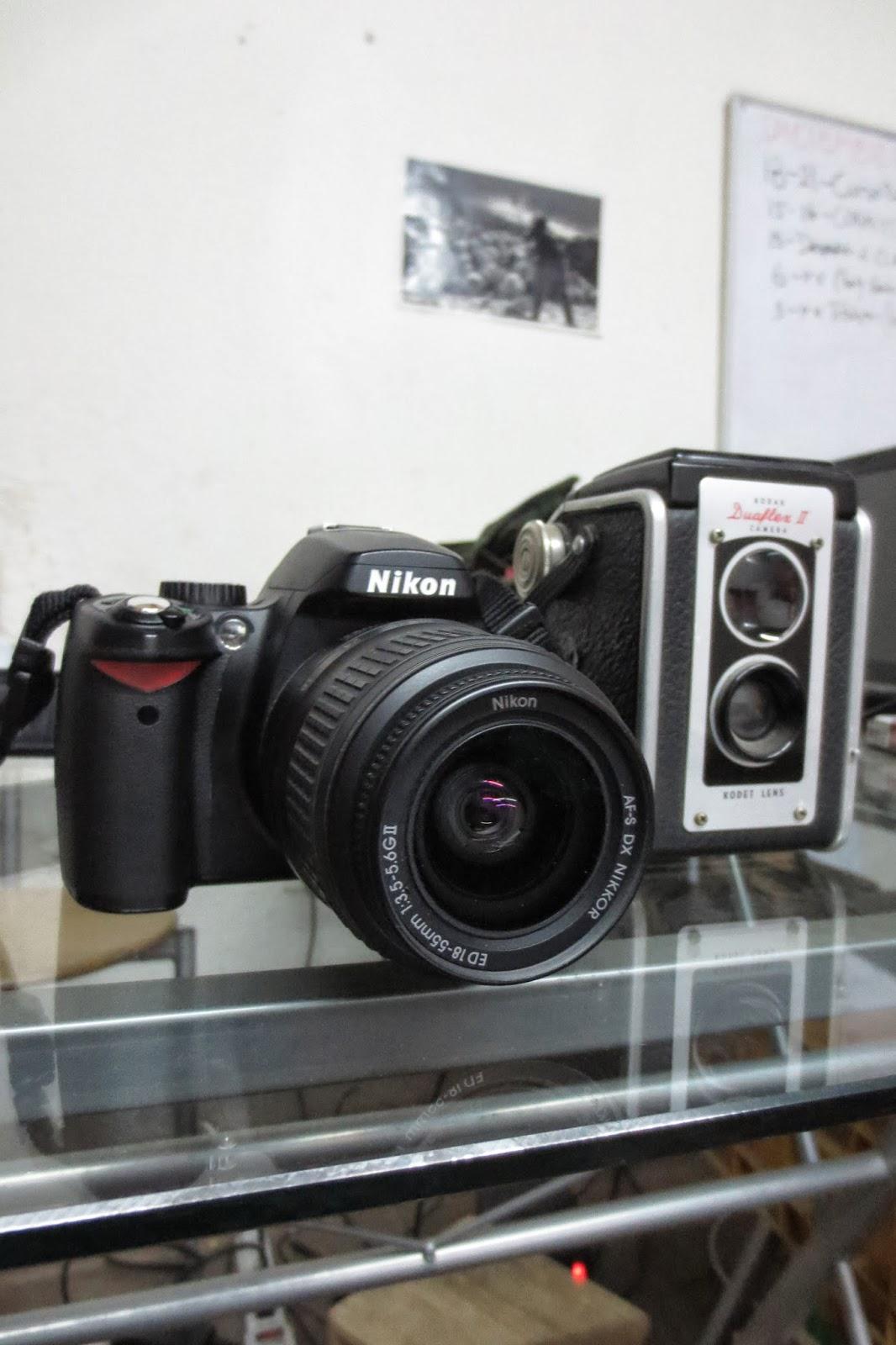 Barro Jaguar A. C.: Lo Básico: Eligiendo tu cámara