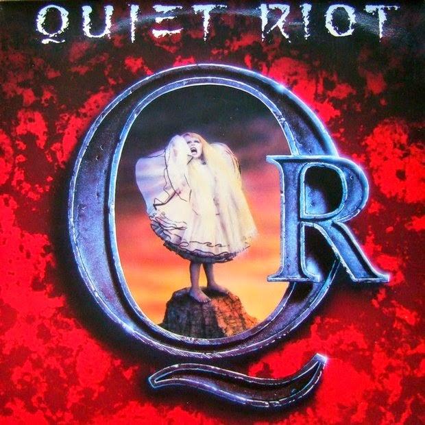Portada Quiet Riot-QR