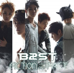 BEAST IS THE B2ST