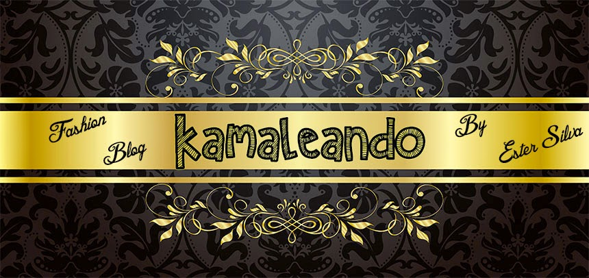 kamaleando fashion blog Ester Silva