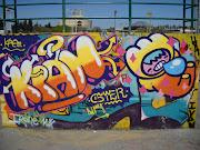 los graffitis