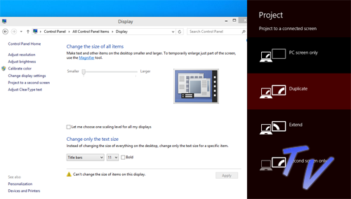 Windows 10 LCD Proyektor 2