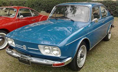 Volkswagen TL 1975 de Fernando Miranda