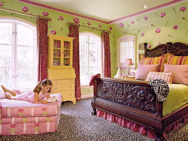 Blinds 4 less decorating your little girl 39 s bedroom Decorating little girls room
