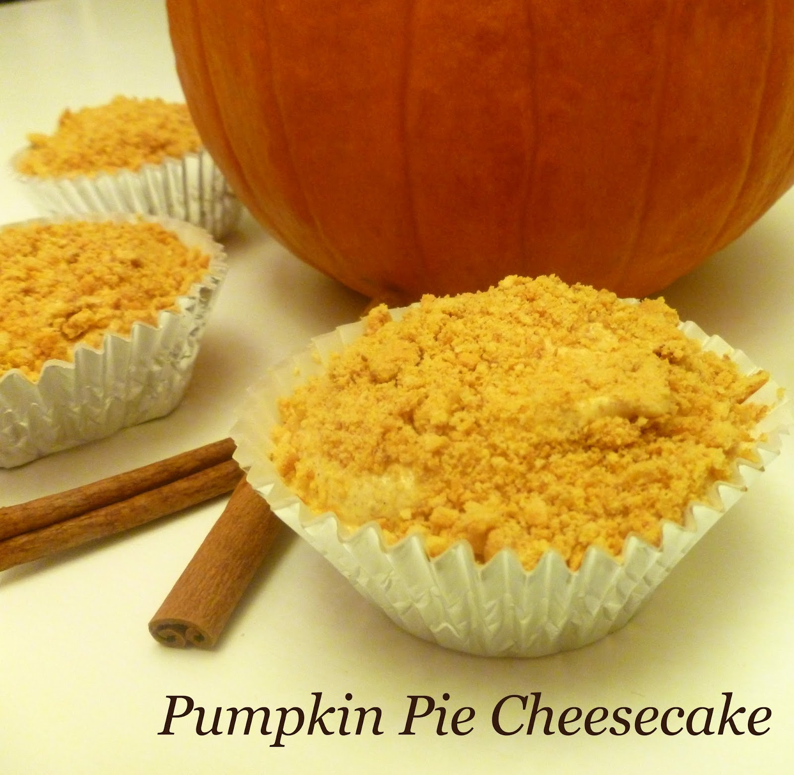My So-Called (Mommy) Life: Pumpkin Pie Cheesecake