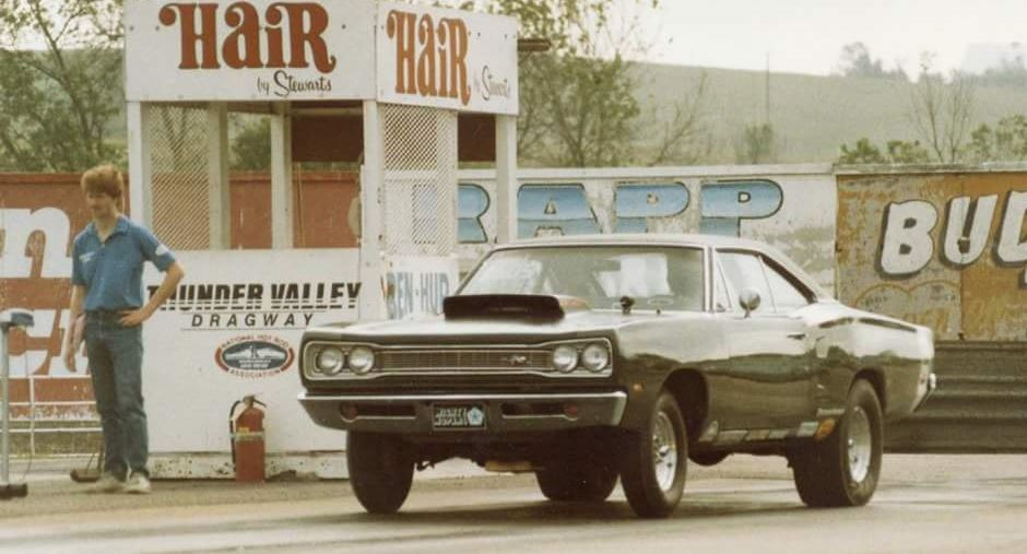 Just A Car Guy I Just Learned Of A Mopar B Body Drag