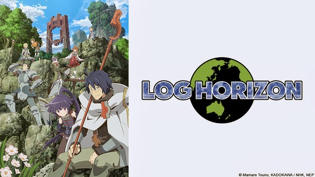 Log Horizon Ani-Stream