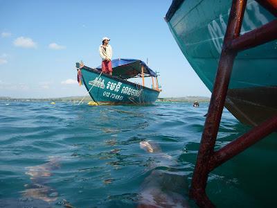 (Cambodia) - Koh Ru Island