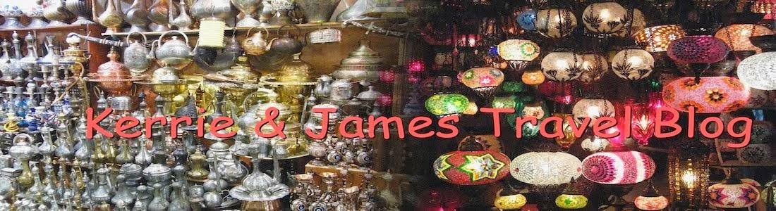 Kerrie & James Travel Blog