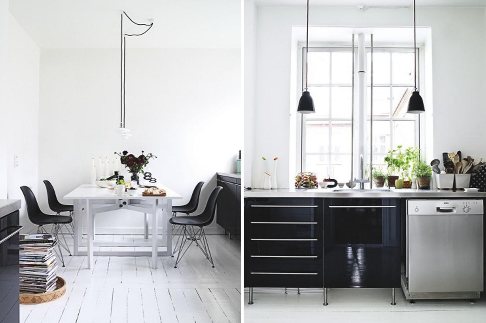 Flex inredning: vackert danskt hem