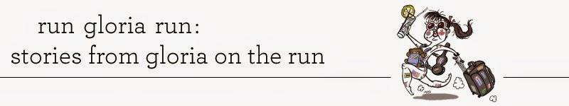 run, gloria, run!