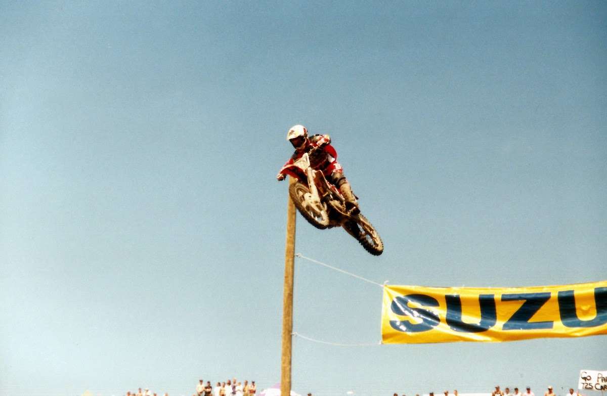 Mike Brown Broome Tioga 1998
