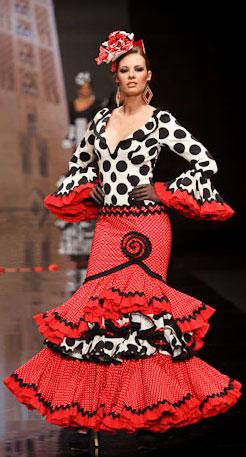 trajes de flamenca Sonia & Isabelle