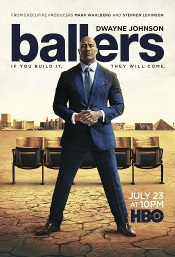 Ballers 3ª Temporada Torrent – WEB-DL 720p/1080p Dual Áudio