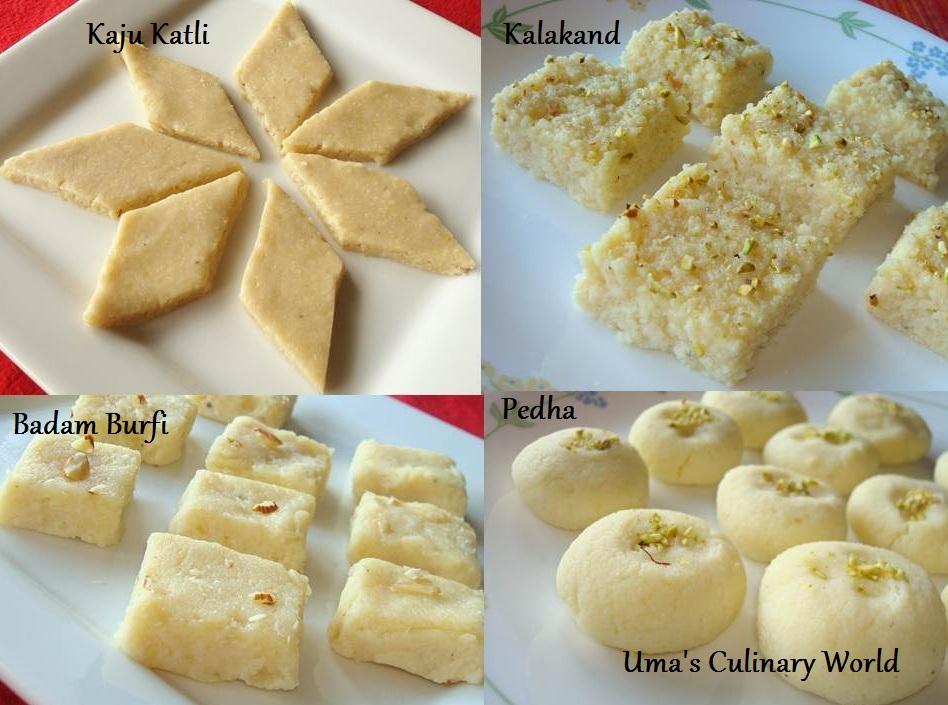 Uma's Culinary World: ...