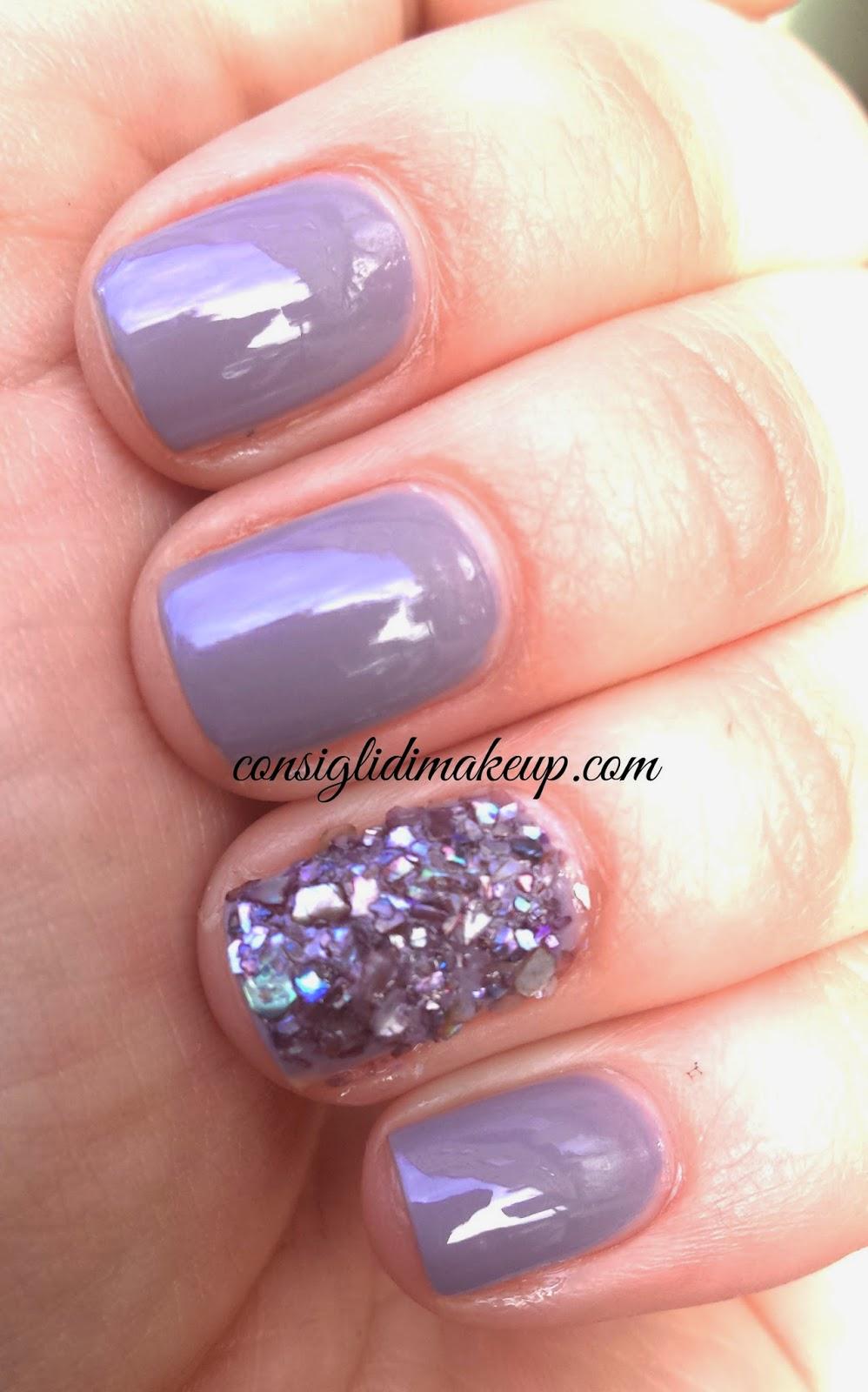 shell manicure
