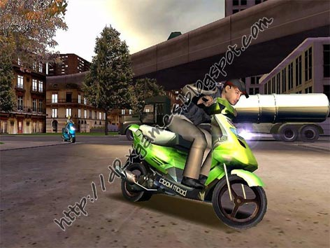 Free Download Games - Scooter War3z