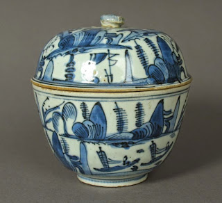 Wanli bowl from a Boston collection